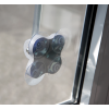 """Fensterflaggen-Befestigungssystem nur erhältlich in der Kategorie """"inkl. Druck"""""""