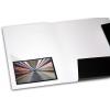 optional: transparente Dreiecks-Klebetasche