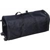 handlich und kompakt in einer Tasche mit Rollen verpackt