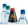 Vergrößerung PET-Flasche