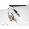 Vergrößerung der 2-fachen Hebelmechanik, inkl. Tippniederhalter