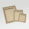 Die Urkundenvorlagen gibt es in den Sprachen Deutsch, Englisch, Französisch, Spanisch, Italienisch und Niederländisch