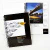 neutrales Papiermusterbuch (ohne Eindruck unseres Logos)