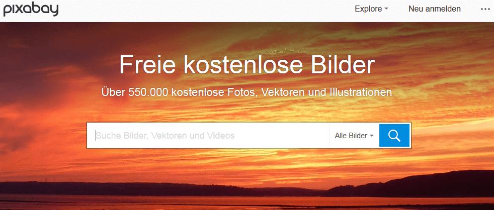 Kostenlose Bilder Pixabay