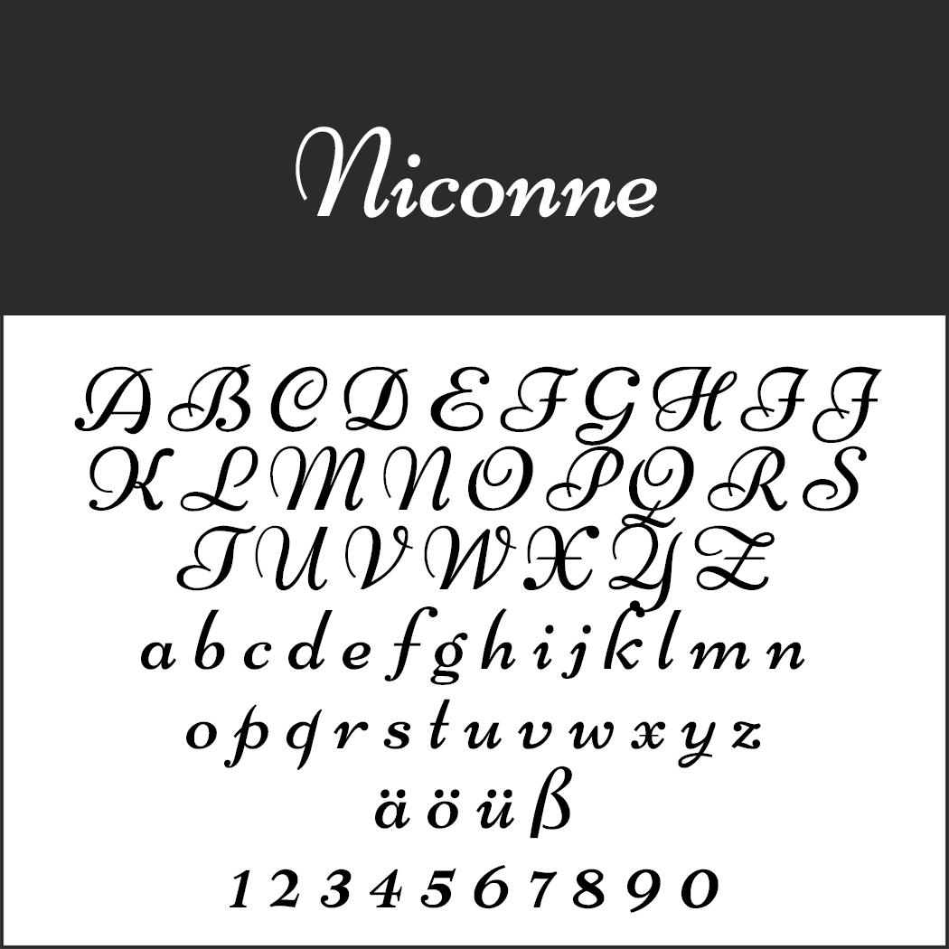Alte Schriftarten