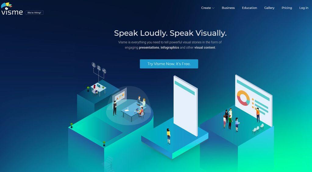 Design-Tool Visme