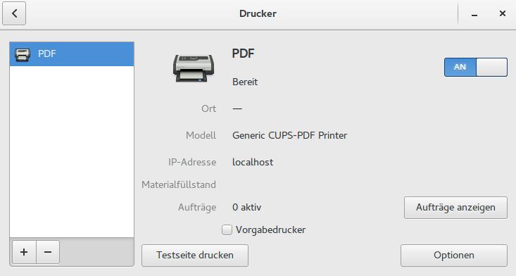 CUPS-PDF-Linux