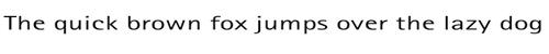 Serifenlose Schrift Rotis Sans